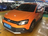 大众 CrossPOLO 2012款 1.6L Cross POLO AT-首付低 利率低 提车快