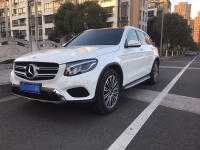 奔驰 GLC 2017款 GLC 200 4MATIC
