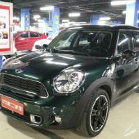 MINI COUNTRYMAN 2011款 1.6T COOPER S ALL4