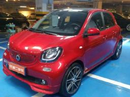 巴博斯 smart forfour 2017款 巴博斯 smart forfour BRABUS Xclusive
