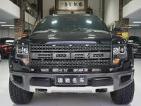 福特 F系列 2011款 6.2L SVT Raptor SuperCrew-福特F150 2011款 6.2L SVT Raptor SuperCrew