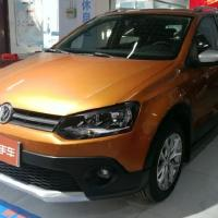 大众 Cross POLO 2014款 1.6L Cross POLO 手动